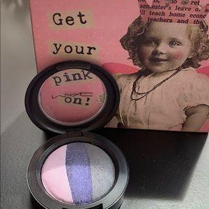 MAC Cosmetics mineralized eyeshadow trio